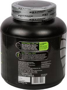 Six Pack Nutrition 100% Whey (2Kg, Chocolate)