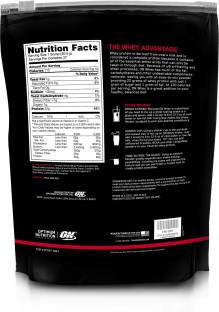 Optimum Nutrition ON Whey (1.82lbs, Vanilla)