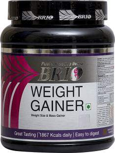 Brio Weight Gainer (500gm, Chocolate)
