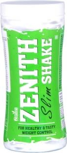Zenith Nutrition Slim Shake Protein Blends (500gm, Berry American Ice Cream)