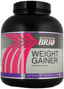 Brio Weight Gainer (1.5Kg, Kesar
