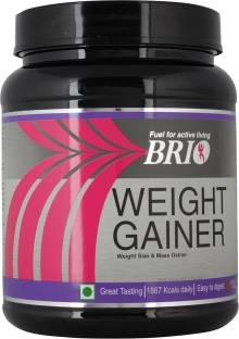 Brio Weight Gainer (1.5Kg, Chocolate)