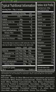 WOP Pro Lean Whey Protein (2.25Kg, Cafe Arabica)