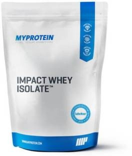 Myprotein Impact Whey Isolate (2.5Kg, Rocky Road)