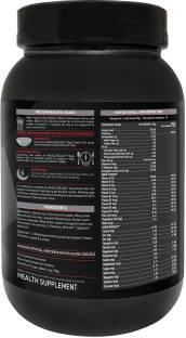 MuscleBlaze Mass Gainer XXL, 1 KG/2.2 LB Vanilla