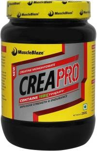 MuscleBlaze CreaPRO Creatine with Creapure (250gm, Unflavoured)