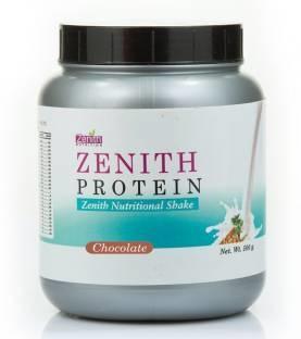 Zenith Nutrition Nutritional Shake Protein (500gm, Chocolate)