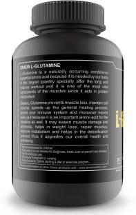 Sinew Nutrition L-Glutamine Powder (110gm)