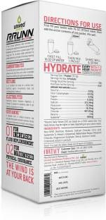 Unived Rrunn During Isotonic Electrolyte Sports Drink Mix (Watermelon, 6 Servings)