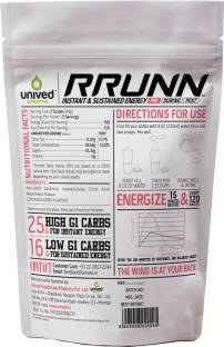 Unived Rrunn Pre Energy Sports Drink Mix (21 Servings, Water Melon)