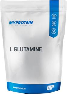 MyProtein L Glutamine Aminos (250gm / 0.56lbs, Apple)