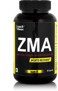 Healthvit Zma Supplement (90 Capsules)
