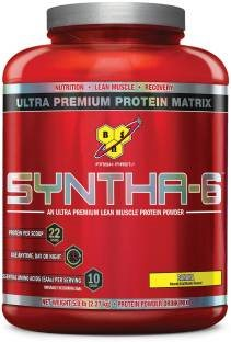 BSN Syntha 6 Protein Blends (2.27Kg / 5lbs, Banana)