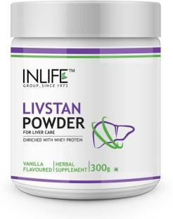 Inlife Livstan Powder (300gm, Vanilla)