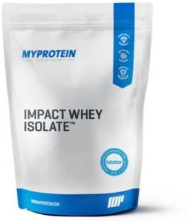 MyProtein Impact Whey Isolate (2.5Kg, Strawberry)