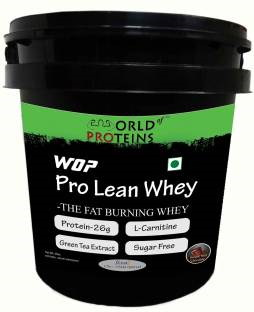 WOP Pro Lean Whey (3.64Kg, Chocolate)