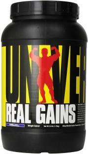 Universal Nutrition Real Gains (3.1Kg, Vanilla)