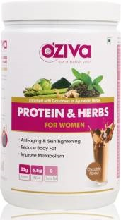 O'Ziva Protein & Herbs For Women (1Kg, Chocolate)