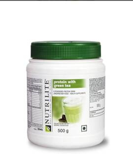 Amway Nutrilite Protein with Green Tea (500gm / 1.11lbs)