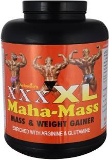Ankerite XXX XL Maha Mass Gainer (2.5Kg, Chocolate)