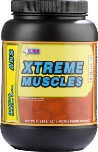 Kudos Xtreme Muscles Weight Gainer (1Kg, Chocolate)