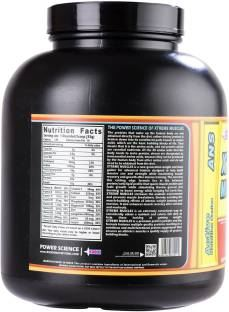 Kudos Nutrition Xtreme Muscles Weight Gainer (3Kg, Chocolate)