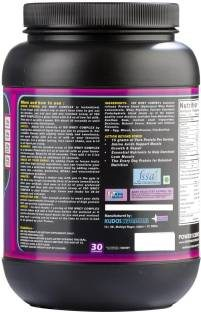 Kudos Iso Whey Complex Protein (1Kg, Chocolate)