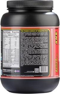Kudos Mega Pro Plus Protein (1Kg, Chocolate)