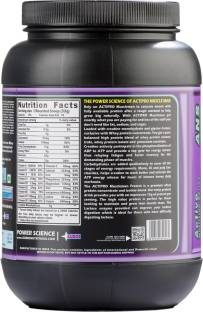 Kudos Actipro Muscle Man Protein (1Kg, Chocolate)