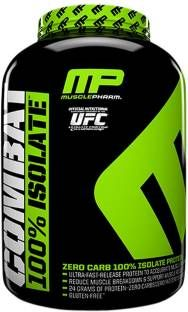 MusclePharm Combat 100% Isolate Whey Protein (2.27Kg, Chocolate)
