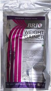 Brio Weight Gainer (500gm, Banana)