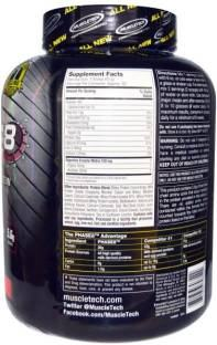 Muscletech Phase 8 Whey Protein (2.04Kg, Strawberry)