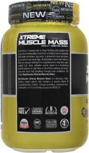 Big Muscle Xtreme Muscle Mass (908gm, Chocolate)
