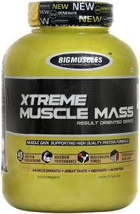 Big Muscle Xtreme Muscle Mass (2.72Kg / 6lbs, Chocolate)