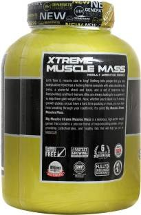 Big Muscle Xtreme Muscle Mass (2.72Kg, Chocolate)