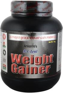 Ankerite X-C-Lent Weight Gainer (1Kg, Chocolate)