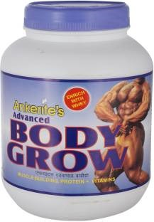 Ankerite Advanced Body Grow Natural Powder (1Kg, Chocolate)