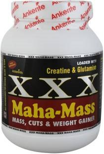 Ankerite XXX Maha Mass Gainer (500gm, Chocolate)