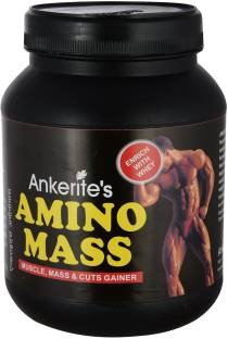 Ankerite Amino Mass Gainer (500gm, Chocolate)