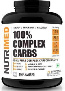 Nutrimed 100% Complex Carbs (2.27Kg)