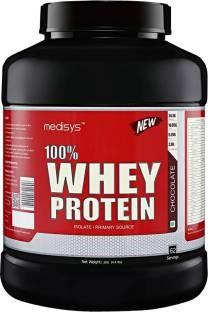 Medisys 100% Whey Protein (2Kg, Chocolate)