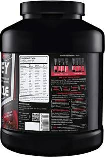 Medisys 100% Whey Iso Muscle (1Kg, Chocolate)
