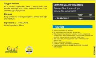 Healthvit L-Threonine Powder 0.23lbs