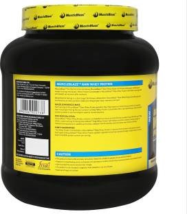 MuscleBlaze Raw Whey Protein (1Kg, Unflavoured)