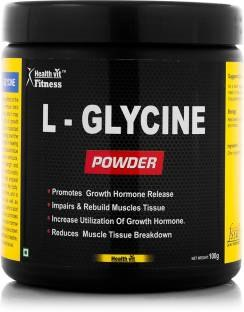 Healthvit L-Glycine Powder 0.23Lbs