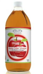 Sinew Nutrition Raw Apple Cider Vinegar With Mother of Vinegar (350ml)