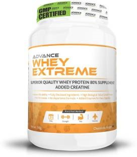 Advance Nutratech 100% Whey Protein Supplement (2Kg, Chocolate)