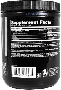 Universal Nutrition Animal Juiced Aminos (368gm, Orange)