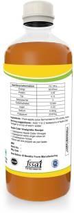 Sinew Apple Cider Vinegar with Honey (500 ml, Pack of 2)