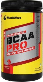 MuscleBlaze BCAA Pro (450gm, Watermelon)